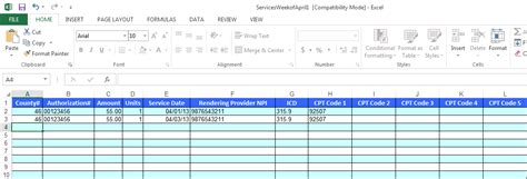 Spreadsheet Service by Downloading Filling Out And Saving Excel Template For