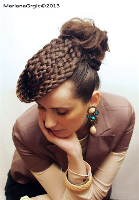 Basket Weave Hairstyle by Black Hair Basketweave Hairstyle The Basket Weave Cap By