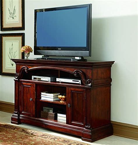 entertainment console with electric fireplace furniture signature design alymere tv stand with