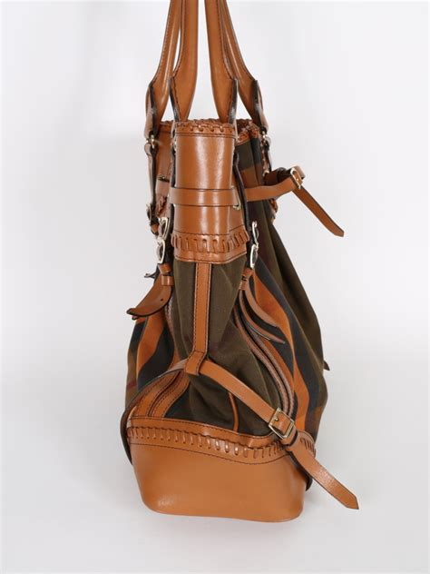 Nicky And Burberry Prorsum Tote by Burberry Prorsum Bridle House Check Large Tote Luxury Bags