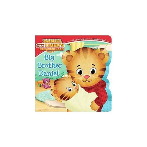 Board Book Merry Daniel Tiger By Angela C Santomero Buku daniel tiger s neighborhood big daniel by angela c santomero board book by angela c