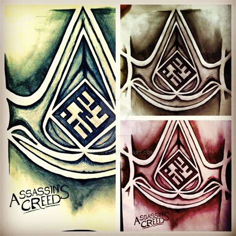 tattoo assassins faq assassins creed tattoo request by tfmgnv on deviantart