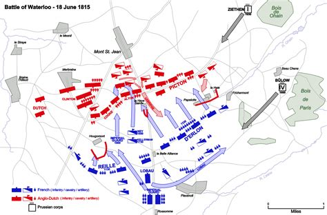 battle of waterloo map on wargames and such waterloo battlefield visit