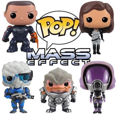 bonecos funko pop do mass effect 171 de brinquedo