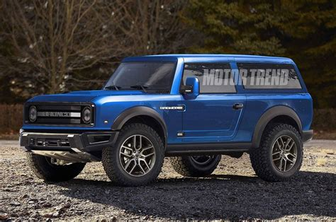 Pictures Of The 2020 Ford Bronco by 2020 Ford Bronco Review Release Date Price Design