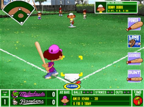 how to get backyard baseball on mac my abandonware download old pc games