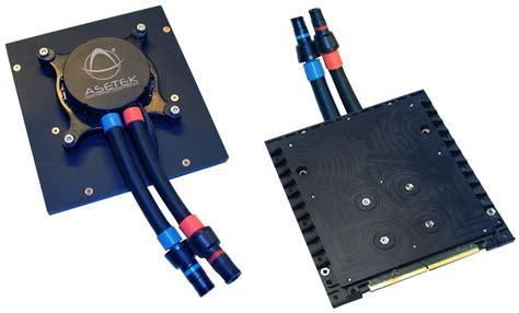 Nvidia Tesla K20 Gaming Asetek Rackcdu Liquid Cools Nvidia Tesla K20 Gpu Accelerators