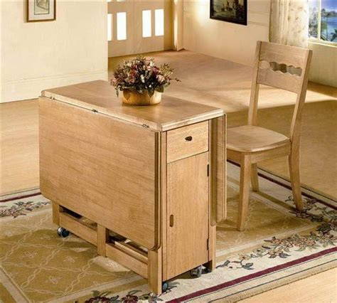 inspirations compact folding dining tables  chairs