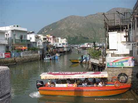big boat fishing hong kong tai o fishing village