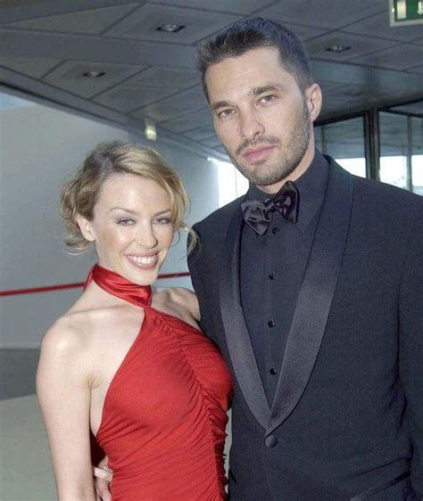 Gets Back Together With Ex Fianc Olivier Martinez by Will Minogue Be So Lucky Lucky Lucky In
