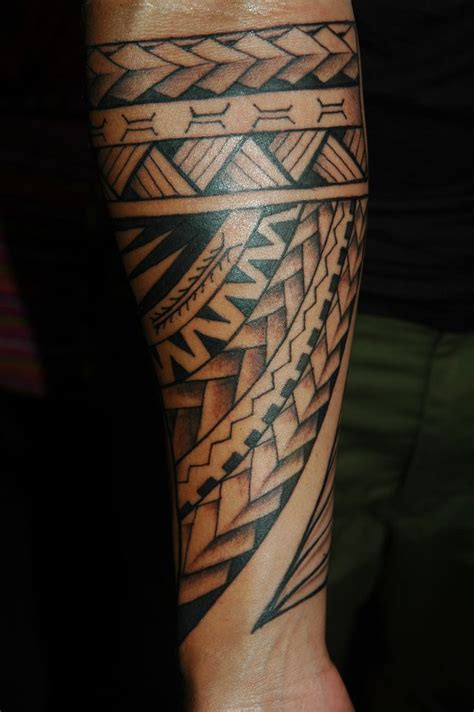 samoan tribal band tattoos 1093 best tattoos images on ideas