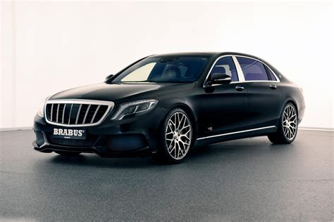mercedes maybach brabus drops new pics of mercedes maybach rocket 900