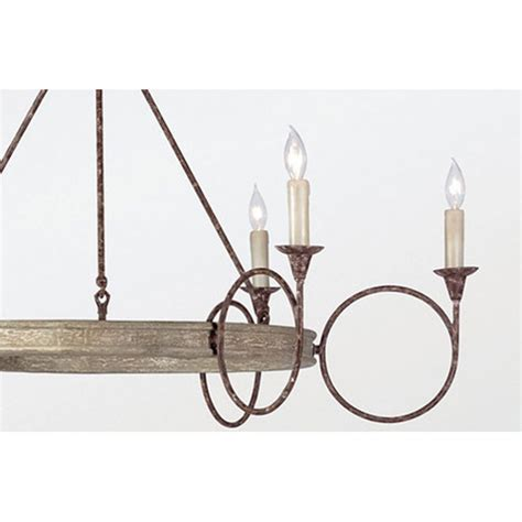 candlestick chandelier wide whitewashed candlestick chandelier shades of light