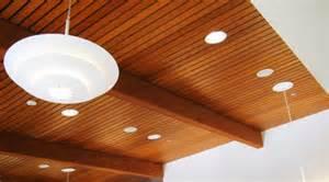 faux plafond bois suspendu design de