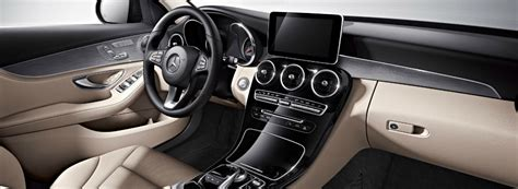 Luxury Log Home Interiors by Mercedes Benz C Class Among Best Interiors Of 2015