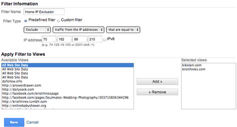 google images filter going beyond standard reporting with google analytics