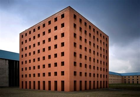 Architecture Designs by Aldo Rossi Modena A Personal Amalgamation Of Design
