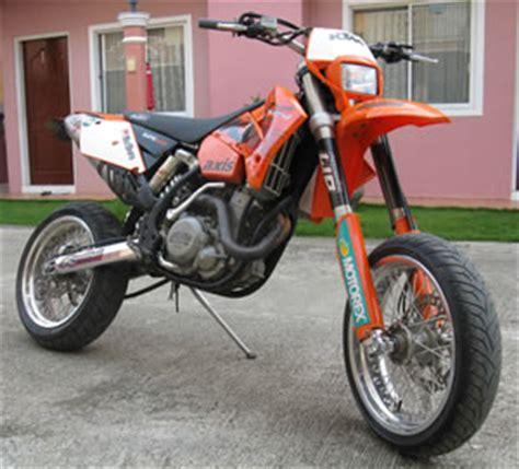 Ktm 525 Smr For Sale Motard For Sale 2004 Ktm 525 Exc