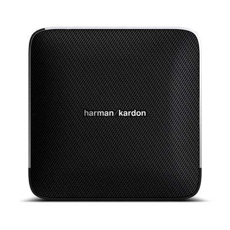 Speaker Harman harman kardon esquire portable wireless speaker hkesquireblkam