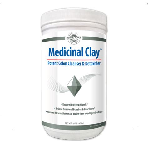 Bentonite Clay Detox Does It Cause Diarrhea by Medicinal Clay 16 Oz Your Gut