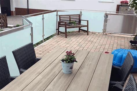 treppengeländer pfosten stahl terrassengel 228 nder
