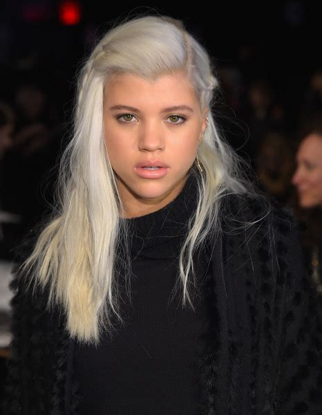 sofia richie the best bleach blonde celebrities livingly