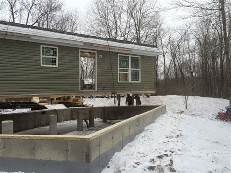 modular home foundations home design