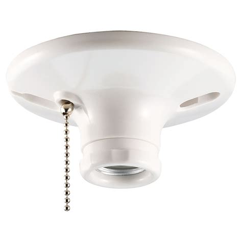 Ceiling L Holder by Lholder Pull Chain Ceiling Lholder Rona