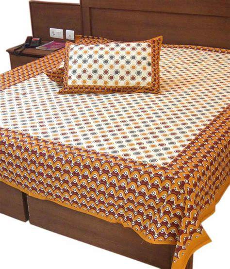 best bed sheets for the price jaipur print market cotton floral single bedsheet best