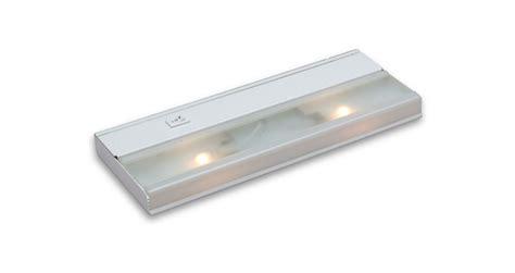 kichler led under lighting direct wire kichler 10580wh white taskwork direct wire 2 light 12 25