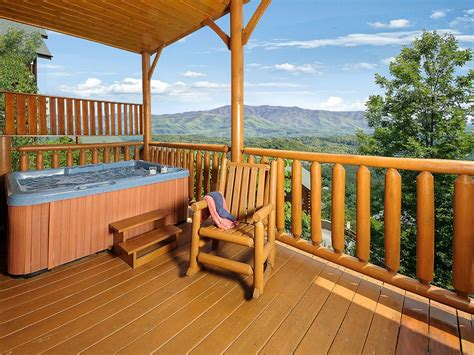 Great Smoky Mountain Cabin Rental by Great Smoky Mountain Luxury Cabins Luxury Cabins With A
