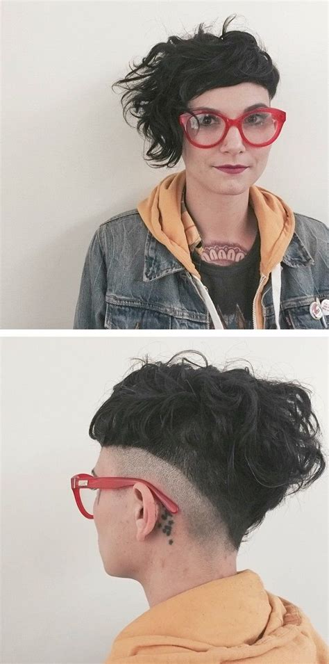 short cuts in back of head 370 best images about undercuts on pinterest side shave