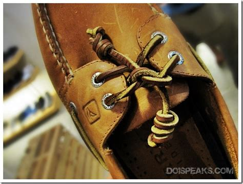 how to make a boat shoe knot discovering sperry top sider