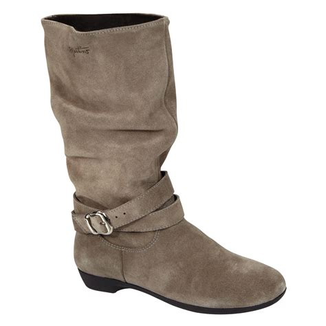 martino boots martino s slouch weather boot mid whistler grey