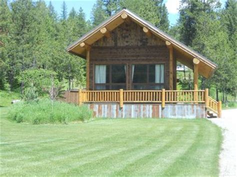west glacier cabin rental luxurious and rustic just