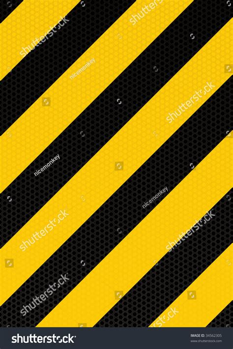 yellow warning pattern yellow and black diagonal stripe warning background with
