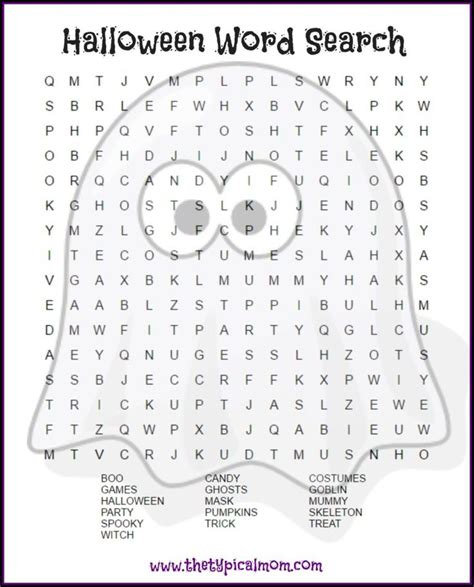 free halloween printable word games best 25 halloween word search ideas on pinterest