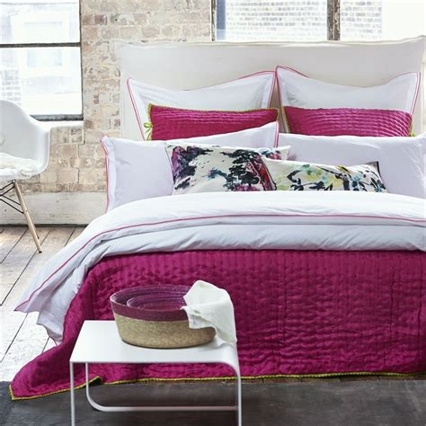 designers guild bedding designers guild astor peony and pink bedding
