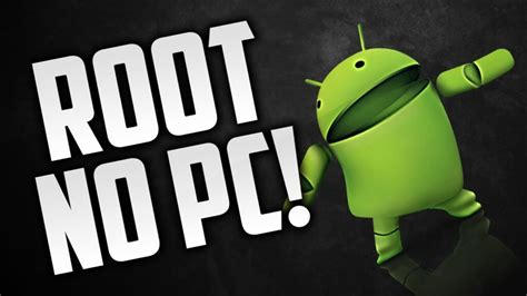 how to root android with computer how to root android without pc no risk 100 working