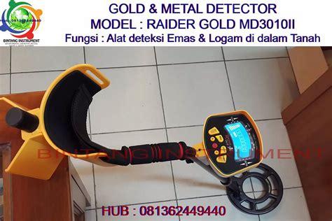 bintang instrument gold detector alat deteksi emas