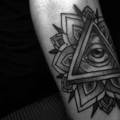 all seeing eye tattoo designs pictures to pin on pinterest
