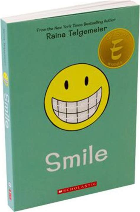 the the smile books smile raina telgemeier 9780545132060