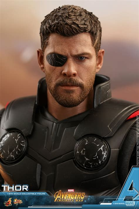 Sale Thor Battle Hammer Thor Marvel Studios The Mighty Avanger Tinggi toys infinity war thor 004 report