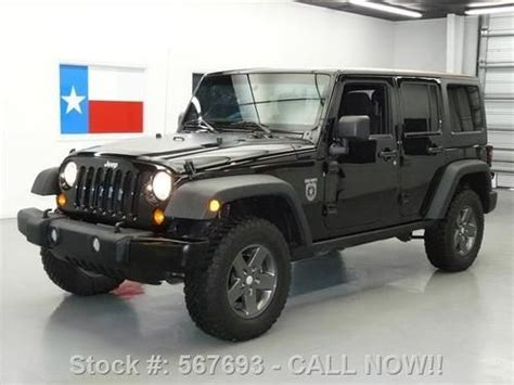 2011 Call Of Duty Jeep For Sale Buy Used 2011 Jeep Wrangler 4x4 Call Of Duty Black Ops 6