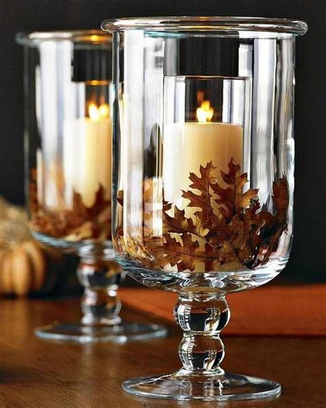 fall centerpieces simple and easy thanksgiving centerpiece ideas using candles