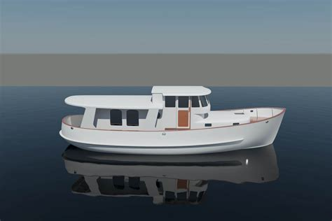 boat plans trawler nice small trawler boat plans smallboat