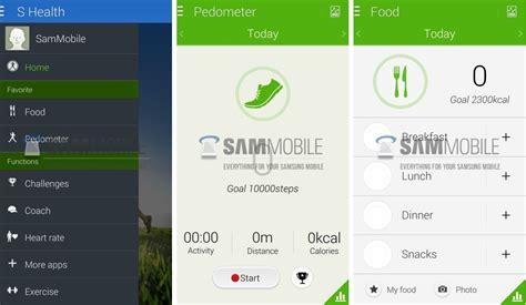 Android Health App by S Health Une Nouvelle Ui Pour L App Sportive De Samsung