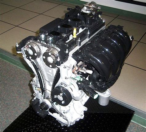Ford 2 0 Engine ford unveils 40 mpg gas engine for 2012 focus nasioc