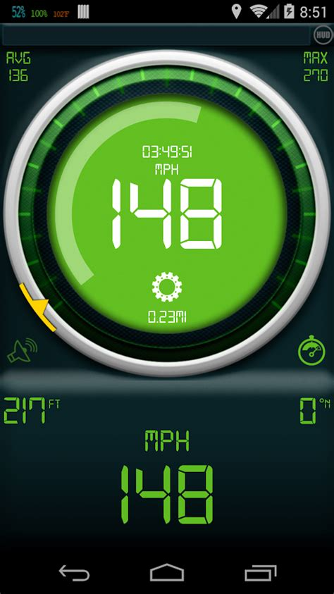 speedometer app android gps speedometer android apps on play
