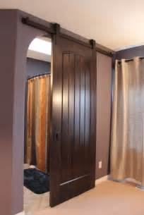 Sliding Interior Barn Door Sliding Barn Doors Interior Doors Calgary By The Blackforest Wood Co